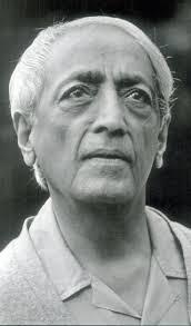 Krishnamurti -Il mio solo interesse è di rendere l'uomo assolutamente, incondizionatamente, libero.