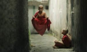 Un Gruppo ricerca di Harvard  rivela le incredibili Abilità    'Superumane' dei monaci tibetani!